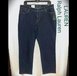 Lauren Ralph Lauren Jeans - ‼️SALE‼️LAUREN RALPH LAUREN MODERN STR CURVY JEANS